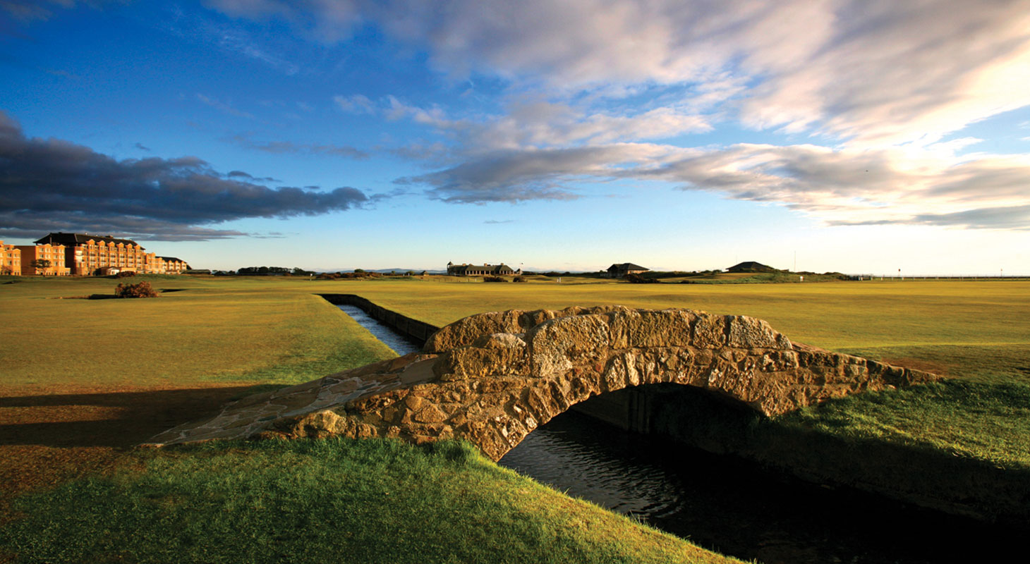 old course st andrews scotland for golf