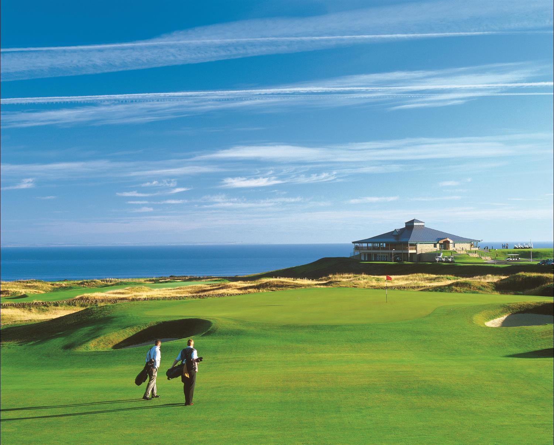Fairmont Hotel St Andrews Scotland For Golf