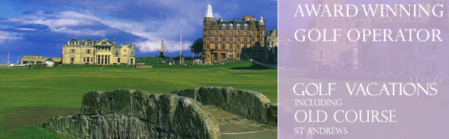 Old Course Enquiry Form | Old Course St Andrews Golf Vacations & Tours